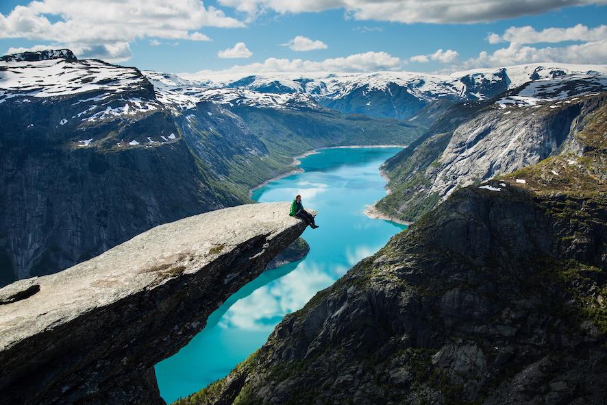 Fille au pair dans un pays nordique