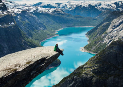 séjour au pair en Norvège