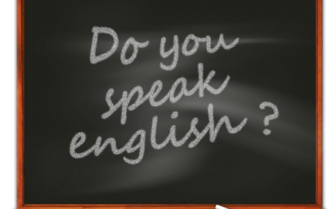 Pourquoi parler l'anglais est essentiel ?
