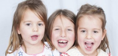 Au pair à Leeds pour 3 petites filles