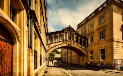 jeune homme au pair à Oxford