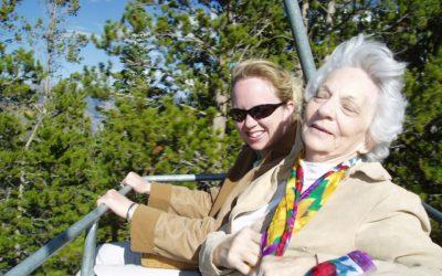 Au pair pour personne âgée